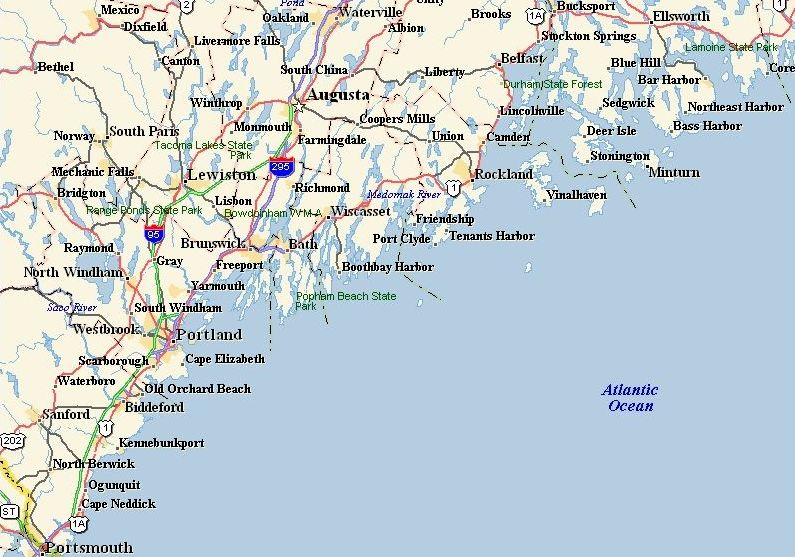 CoastWise Realty Maine Real Estate Listings And Waterfront